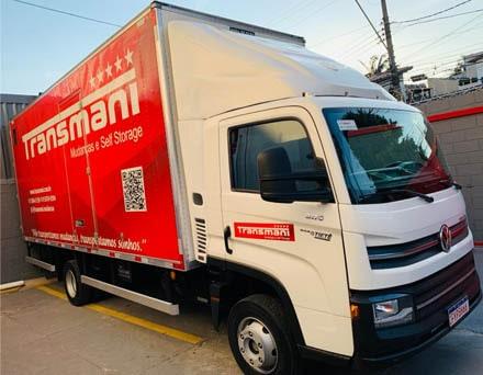 caminhão transmani