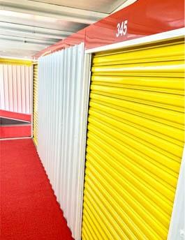 box corredor